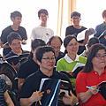 2016.05.14 CKC60音樂會前團練