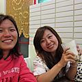 20101218 打球、吃臭豆腐、逛愛河、喝綠蓋!