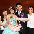 20100703 于真訂婚@人道國際飯店