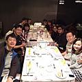 20131226 王品 部門聚餐兼慶生