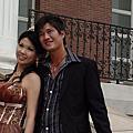婚紗側拍照(亞洲大學)