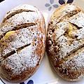 核桃起士雜糧麵包