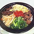 煲仔飯機煮韓式拌飯