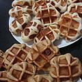 比利時烈日鬆餅