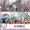 20170406 慶和車站櫻花鐵道-春櫻粉韓玩釜山8日