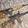 LCT AS VAL 微聲自動步槍