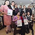 第一屆移民工文學獎記者會