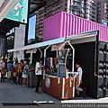 桃園彩色貨櫃屋