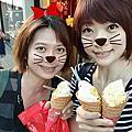 日本。金澤。烏骨雞卵冰淇淋