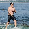 2011.11.13 大鵬灣鐵人三項【游泳】