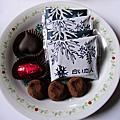 巧克力與甜點