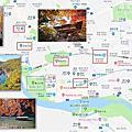 嵐山公園 龜山地區展望台