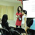 20120506 徐薇老師來演講囉!
