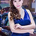 2014廣州國際車展車模