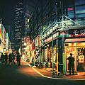 黑夜之後 - Masashi Wakui 攝影