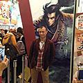 2013年台北國際書展 一日作家 喬靖夫