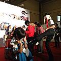 2013年台北國際書展 一日作家  護玄、紅麟聯名