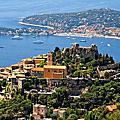 cruise grand corniche, eze & monaco