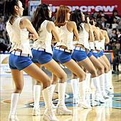韓國籃球啦啦隊