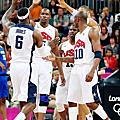 2012倫敦奧運籃球預賽賽事圖集