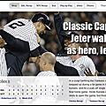 Derek Jeter 英雄命