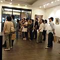 2009.10.17東華大學EMBA班聯會蒞臨參訪暨元藝術歐畫講座