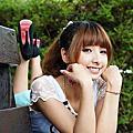 2012-04 庭庭 士林官邸 時裝外拍