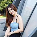 2012-05 SHIN 花博公園美術園區 時裝外拍