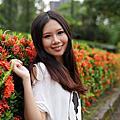 2013-07 吳靜怡 台北植物園 時裝外拍
