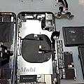iphoneX拆光光