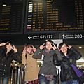 大華四位同學回家嘍 ! 20110724