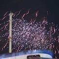 2008年燈會的煙火