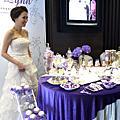婚禮佈置‧0804台中女兒紅Candy Bar+甜點花