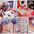 婚禮佈置‧2014.05.25苗栗東北角‧飛向幸福法國巴黎旅行去