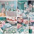 婚禮佈置‧2014.06.01新竹晶宴‧TIFFANY童話公主的幸福堡壘