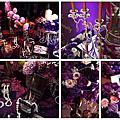 婚禮佈置‧2014.06.29新莊翰品‧歐洲皇室公主的華麗珠寶殿堂