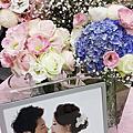 婚禮佈置‧2014.10.26蘆洲大風車‧典藏小幸福