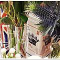 婚禮佈置‧Nov 22, 2014大直典華‧雪國的英倫婚禮