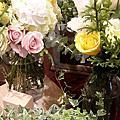 婚禮佈置‧Dec 13, 2014新莊頤品‧鄉村森林小徑婚事