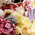 婚禮佈置‧2015.01.17台北晶華‧乘著熱氣球一起旅行看世界