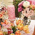 婚禮佈置‧Mar 01, 2015台北亞都麗緻‧水彩小熊森林