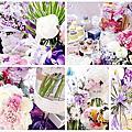 婚禮佈置‧May 30, 2015基隆北都‧水彩暈染揮灑美麗樂章