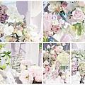 婚禮佈置-Oct 24, 2015台中展華‧紫櫻飄落花吹雪