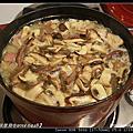 Staub小紅之地中海風味燉雞@2012.04.18
