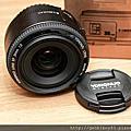 永諾 YONGNUO YN35mm F2.0開箱