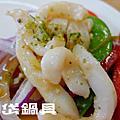 魔法烘焙師<香茅叻莎咖哩雞&鮮蔬墨魚沙拉>