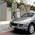 Porsche cayenne 3.6 08 灰