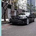 BMW 7系列車源照片
