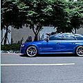 14年式 奧迪RS4