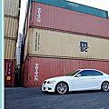 09年 BMW 335I M-SPORT 白